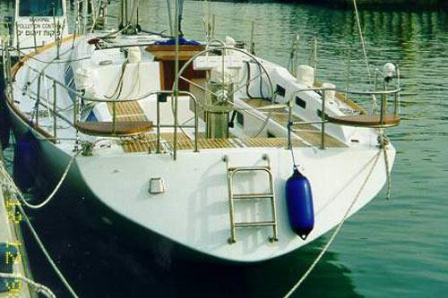 Яхта Дон 40 Grace