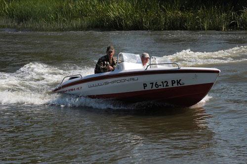 Лодка Дончак 4,7