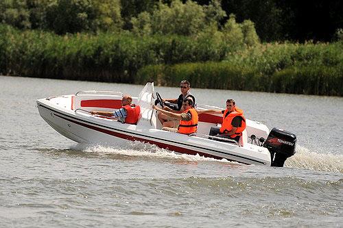 Лодка Дончак 4,7 V