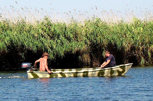 Лодка Лиман 4,7