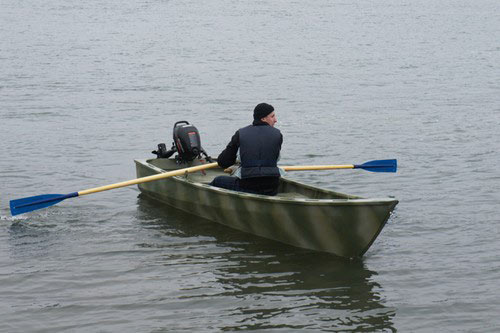 Лодка Лиман 3,8