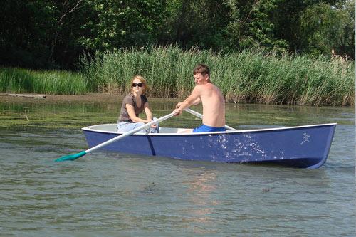 Лодка Мурка 3,6 С